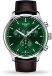 Tissot T-Sport Chrono XL Classic 45mm Green Dial Leather Strap $440 Delivered @ Gregory Jewellers