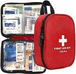 YESDEX First Aid Kit 130pcs, Emergency Bag, ARTG Registered $13.99 + Post ($0 Prime/ $39 Spend) @ Yesdex Amazon AU