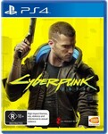 [PS4] Cyberpunk 2077- Day One Edition $34 (Was $50- $100) + Delivery (Free C&C) @ Harvey Norman