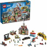 LEGO City Main Square 60271 $151.20 Delivered @ Amazon AU