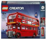 LEGO Creator Expert: London Bus (10258) US$104.99 + US$2 Delivery @ Zavvi US