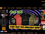 Totally Irreverent One Day Sale - Officially Licensed Tees $8; Free Delivery