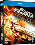 Fast and Furious 1-5 Blu-Ray Boxset for ~ $24 @ The Hut