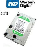 3TB WD Green Internal HDD ($135) / 3TB WD Red ($183) - NSW