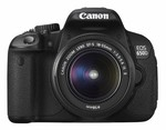 Canon EOS 650D 18-55mm IS II Lens Kit $529.00 + $29 Shipping at Kogan