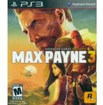 Max Payne 3 PS3 $18.93 + $4.90 Postage