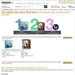 GTA V + The Last of Us + 500GB PS3 Super Slim $297 Inc Shipping from Amazon UK