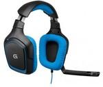 Logitech G430 Gaming Headset $55 (Shipped)