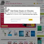 Large range of eBooks from O'Reilly Media US$4.99ea