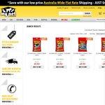 Schmackos Strapz Dog Treats 180g - $3.50 + $4.99 Shipping or Free Pickup