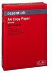 Woolworths A4 Copy Paper 'Essentials' 500 Sheets $2