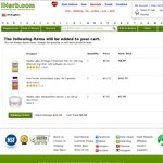 iHerb Anti-Oxidant Combo Worth US $29.62 for US $9.39 or Less. US $6 Shipping Fee Included