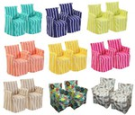 Directors Chair Covers X2 9 Designs 30% off - BeachAbodeLiving.com.au