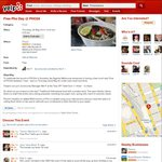 Free Main Meal & a Drink at Pho 24. Melbourne CBD Thursday May 29 [VIC]