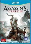Assassins Creed 3 - Wii U, $15, JB Hi-Fi