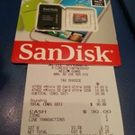 SanDisk Ultra 32GB Micro SDHS UHS-I with Adaptor $14.99 Aldi