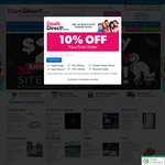 Deals Direct Extra 15% off Site Wide ($50 Spend, 13-15 Feb) and $2 Shipping Cap (13 Feb Only)