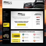 Nikon DSLR Cash Back - D3300, D5200, D610, 1AW1 $50 - $100
