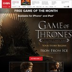 [iOS] IGN Free Game Of The Month: Telltale's Game of Thrones - Episode One (Save $6.49)