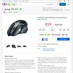 eBay Group Buy (shallothead) - Logitech G602 Wireless Gaming Mouse $59 Shipped