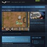Prison Architect Alpha on Steam US $5.99 (80% off)