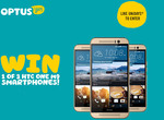Win a HTC One M9 Worth $1032 from UNiDAYS/Optus