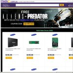 Aliens Vs. Predator PC $0 with Selected Samsung 850 EVO SSDs from $105 @ Mwave Australia