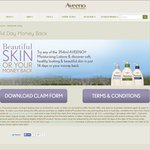 Free Aveeno Moisturising Lotion 354ml via Money Back Offer* (+ 50% off Entire Range @ Coles)