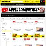 10% off Apple Computers @ JB Hi-Fi