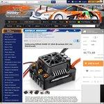 Hobbywing EZRUN MAX8 V3 150A Brushless ESC $73.48 + Postage (Was $146.95) @ Hobby King