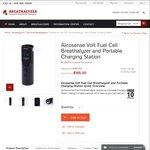 $165 Breathalyzer Volt Fuel Cell with Power Bank + Free Shipping @Breathalyzer.com.au