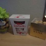 Ferrero Rocher & Raffaello $3.75 @ Big W