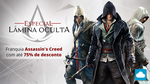 Assassin's Creed Franchise up to 75% off @ Nuuvem (Syndicate R$49.99/A$19.64, Rogue R$24.99/A$9.82, and more) [REQUIRES VPN]