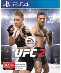 UFC 2 (PS4) $59 @ JB Hi-Fi