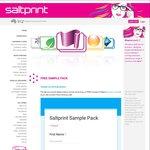 FREE Sample of Business Cards @ Saltprint