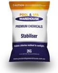 Pool Stabiliser (UV Blockout) 2kg $7.50 Delivered - PoolAndSpaWarehouse.com.au