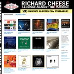 Richard Cheese Albums FREE on Bandcamp for American Election