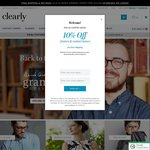 20% off Contacts and Glasses at Clearly.com.au (Min. Spend $99) and Free Shipping