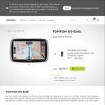 30% Tom Tom Go 6100 $259.30 Delivered Was ($399.00) @Tom Tom Online Store