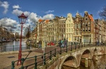 Flights to Amsterdam from $905 Return on Cathay Pacific @IWTF