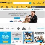 25% off Online Purchase Petbarn