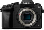 Panasonic Lumix G7 Camera Body with Bonus 25mm Prime Lens $537 @ Domayne