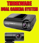 Thinkware F770 Front & Rear Dashcam Kit FULL HD, GPS, Wi-Fi & Speed Camera, 32GB: £262.2 (~AU $345) Posted @ Audiosave on eBay