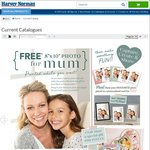 "FREE 8x10"" Photo & Personalised Card for Mum @ Harvey Norman (Selected Stores Only)"