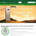 Galaxy S8/S8+ | $67/$71 Mth | 6GB Data | Unlimited Calls & SMS | 150 Int Min | $20 Cashback | @Woolworths Mobile via Cashrewards