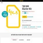 Optus $30 Starter Kits $10 / $40 Starter Kits $20 (Expired) at Optus Online Store