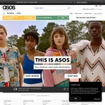 20% off Full Price Items @ ASOS with Apple Pay (In Apple App)