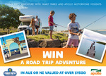 Win a Road Trip Adventure in Australia or New Zealand Worth $1,540 from Family Parks Ltd
