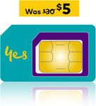 Optus Prepaid $30 SIM Pack - $5 Express Posted from Optus eBay (Limited to 3 Per Customer)