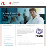 Free Short Course: PRINCE2 Primer @ IT Masters